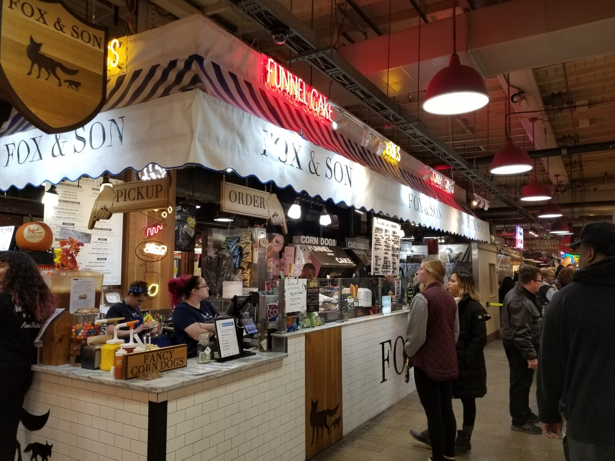 Fox & Son in Reading Terminal Market