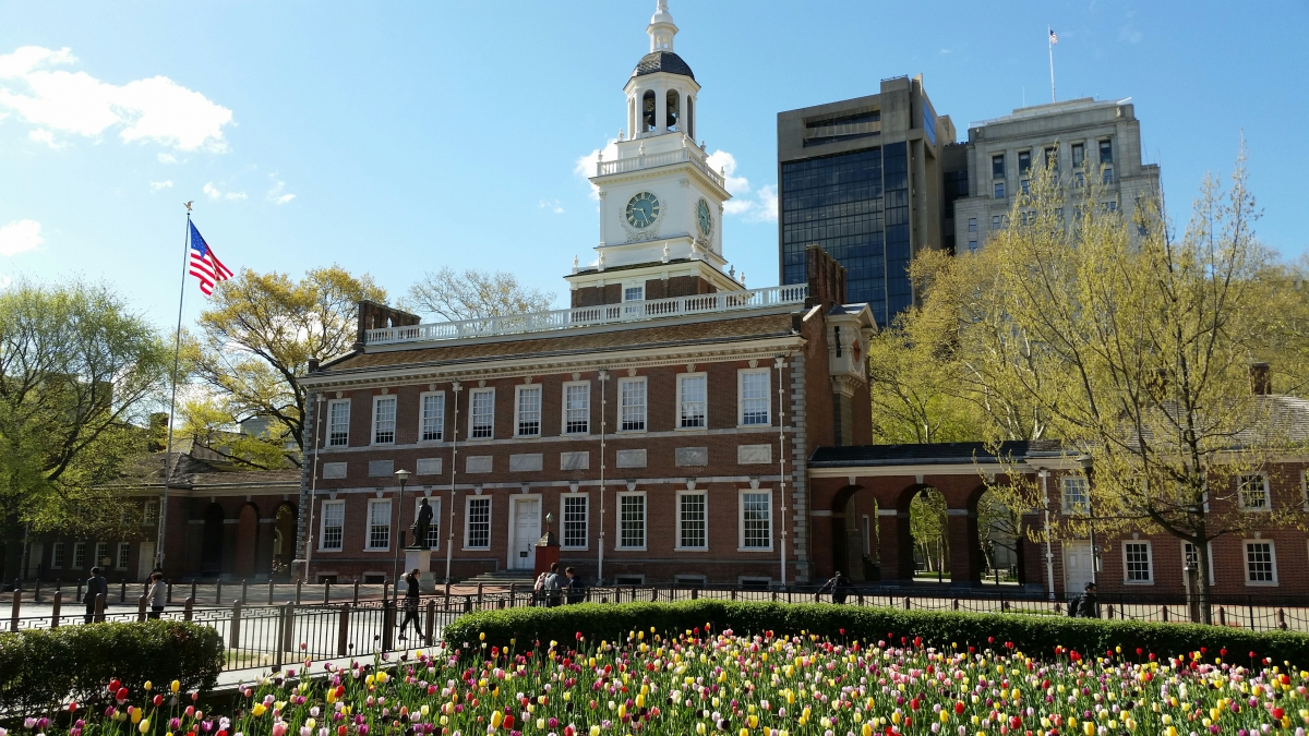 Independence Hall Today