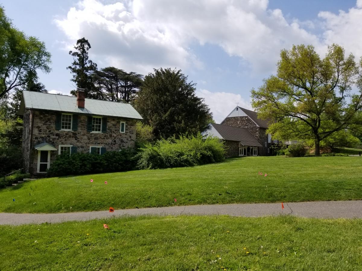 Picture of: Tyler Arboretum The Constitutional Walking Tour Of Philadelphia