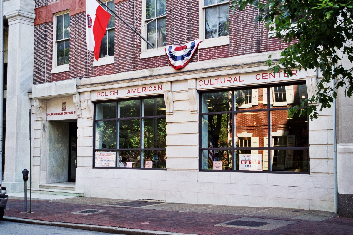 Polish American Cultural Center Museum | The Constitutional Walking Tour of  Philadelphia