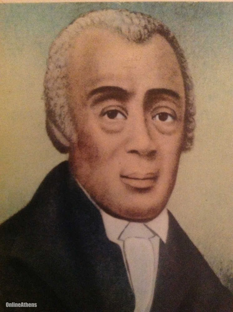 Portrait of Richard Allen