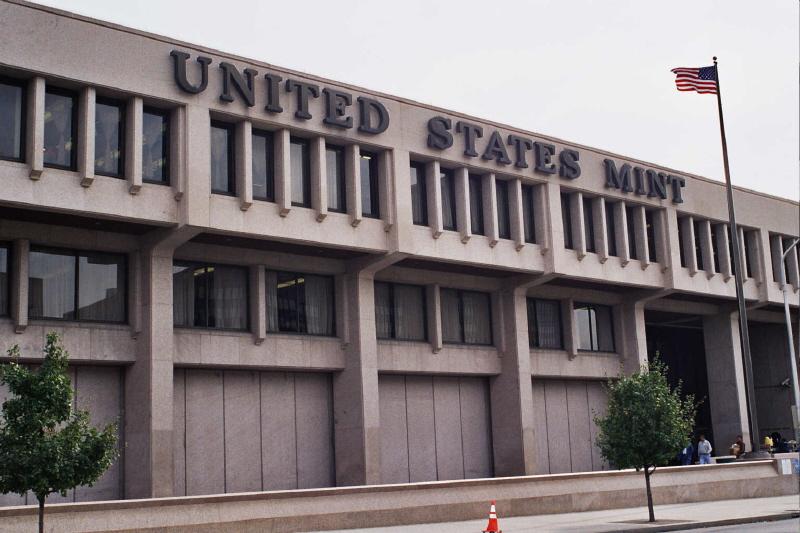Casa de la moneda de Estados Unidos  |  Fuente: theconstitutional.com