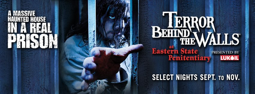 Eastern State Penitentiary - Terror Behind the Walls