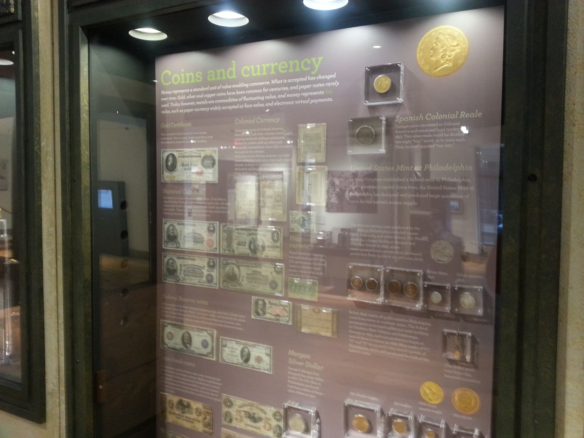 Wells Fargo History Museum | The Constitutional Walking Tour