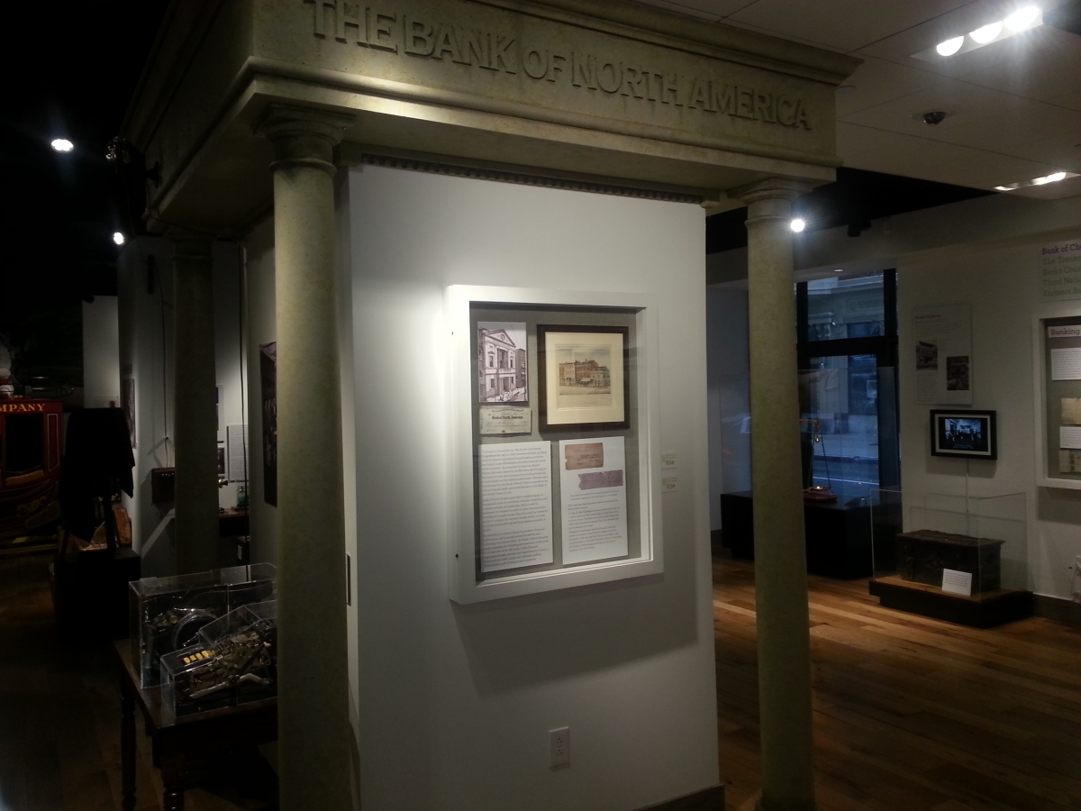 Wells Fargo History Museum | The Constitutional Walking Tour of