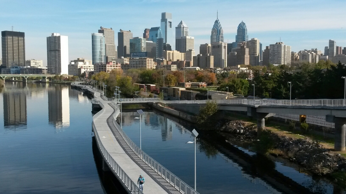 Schuylkill River Trail & Schuylkill Banks | The Constitutional ...