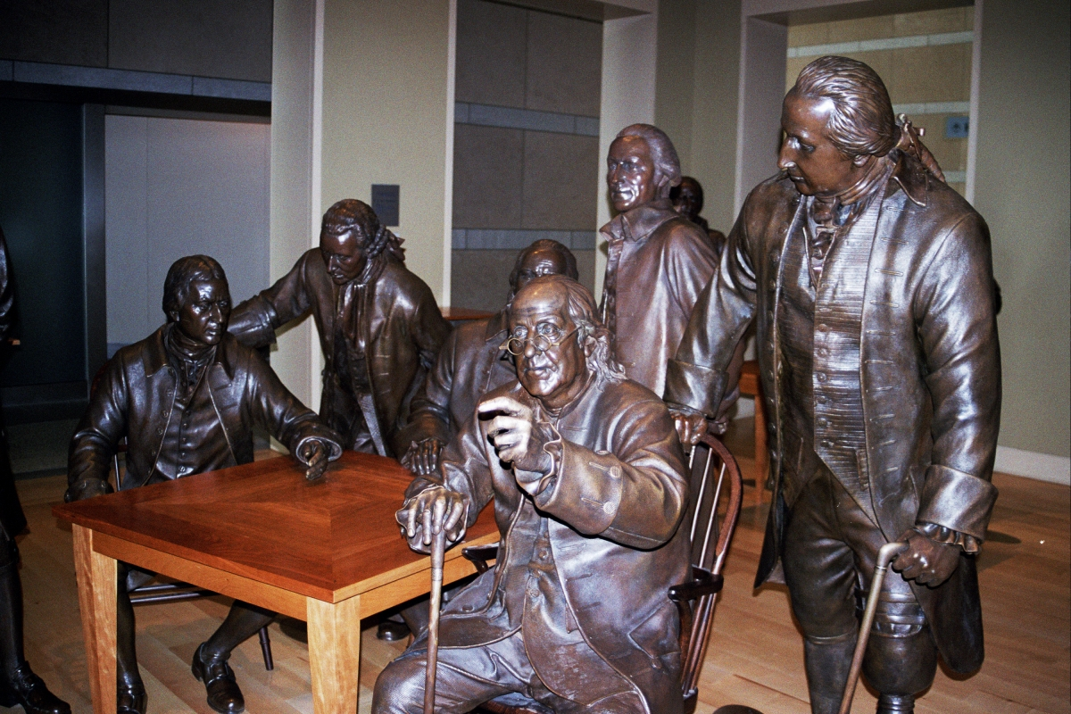 Signers' Hall, National Constitution Center