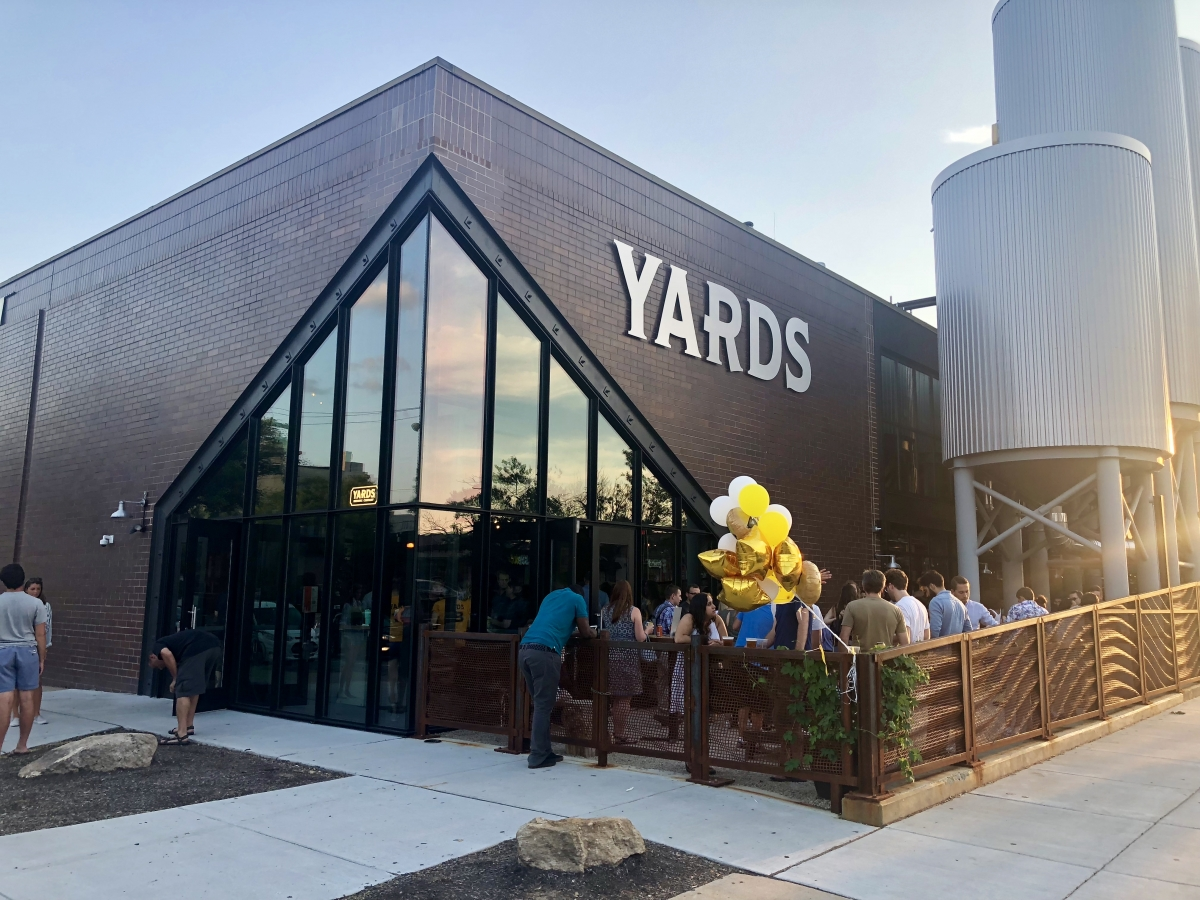 Yards Brewing Company Headquarters