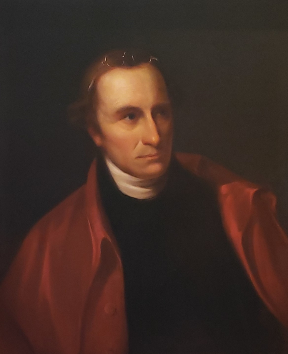 Patrick Henry - Founding Father of the United States and of the American Identity