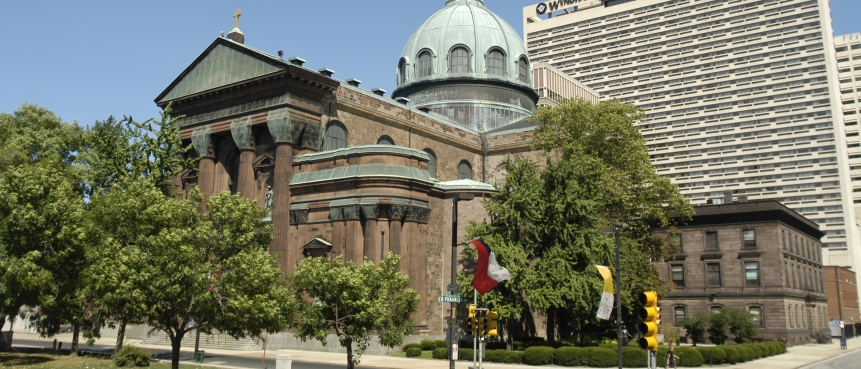 Basilica of St. Peter and St. Paul, The Constitutional Bus Tour, Group Tours of Historic Philadelphia