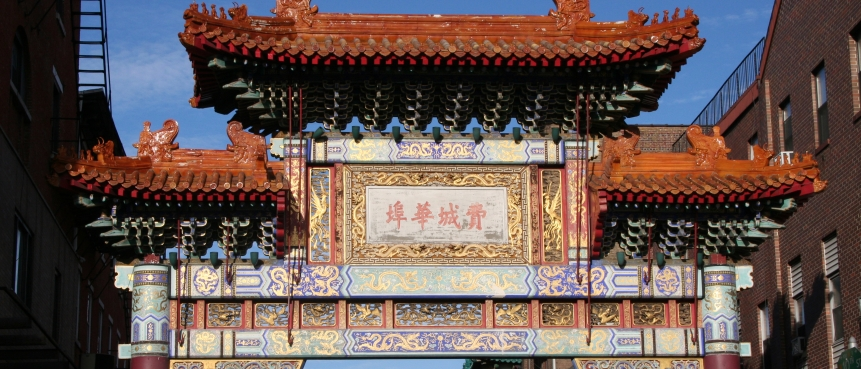 Chinatown, The Constitutional Bus Tour, Group Tours of Historic Philadelphia