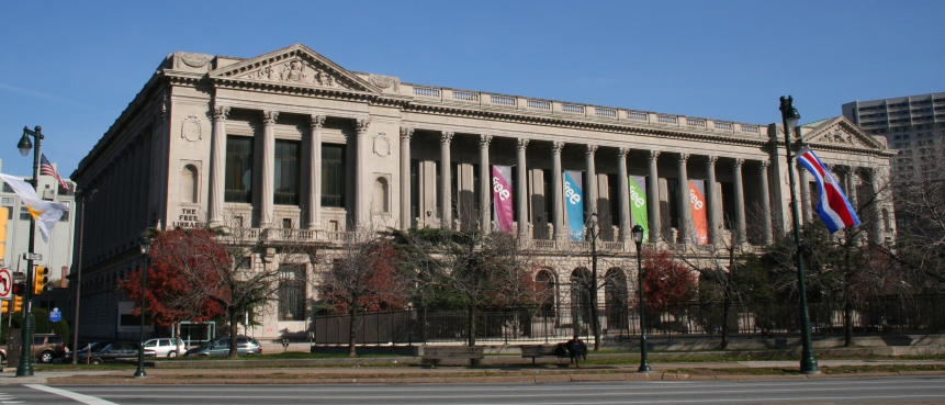 Free Library of Philadelphia, The Constitutional Bus Tour, Group Tours of Historic Philadelphia
