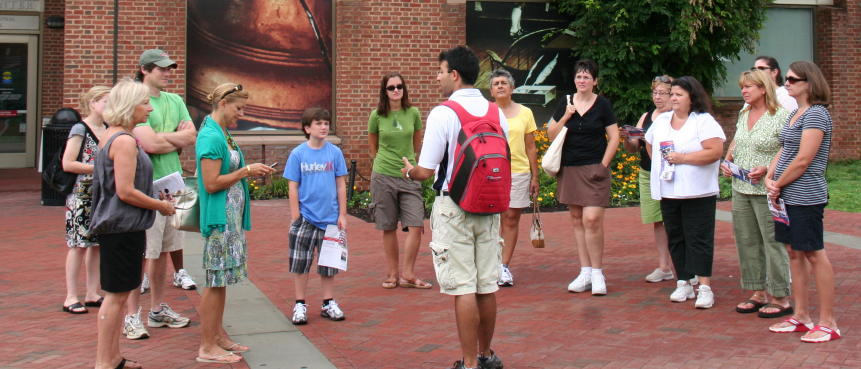 The Constitutional Walking Tour, Independence National Historical Park, Tours of Historic Philadelphia