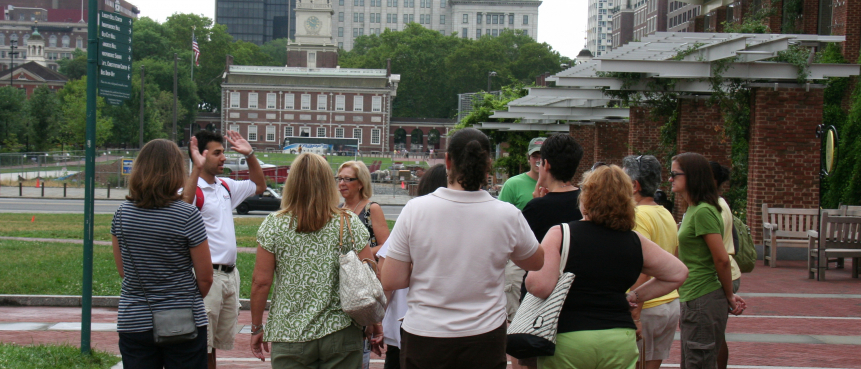 Founding Fathers, Combo Ticket, The Constitutional Walking Tour, Independence National Historical Park, Tours of Historic Philadelphia