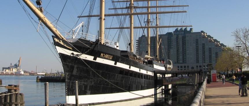Penn's Landing, The Constitutional Bus Tour, Group Tours of Historic Philadelphia