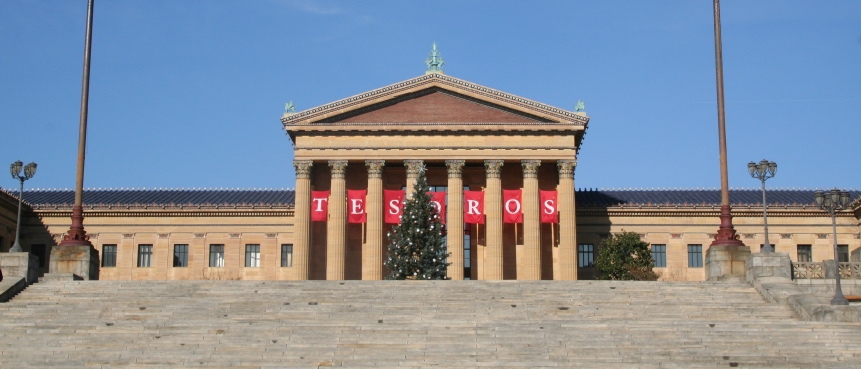 Philadelphia Museum of Art, Rocky Steps, Rocky Balboa, The Constitutional Bus Tour, Group Tours of Historic Philadelphia