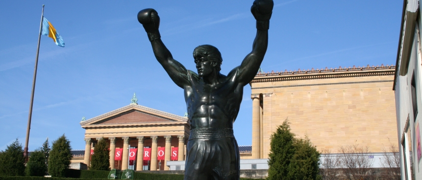 Rocky Balboa, Philadelphia Museum of Art, Rocky Statue, The Constitutional Bus Tour, Group Tours of Historic Philadelphia