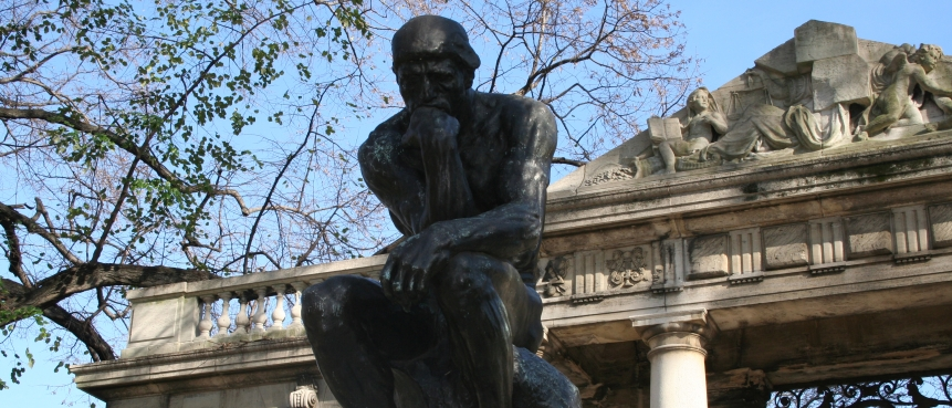 Rodin Museum, The Thinker, The Constitutional Bus Tour, Group Tours of Historic Philadelphia