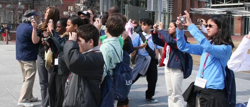 Scavenger Hunt, The Constitutional Walking Tour, Independence National Historical Park, Field Trips of Historic Philadelphia