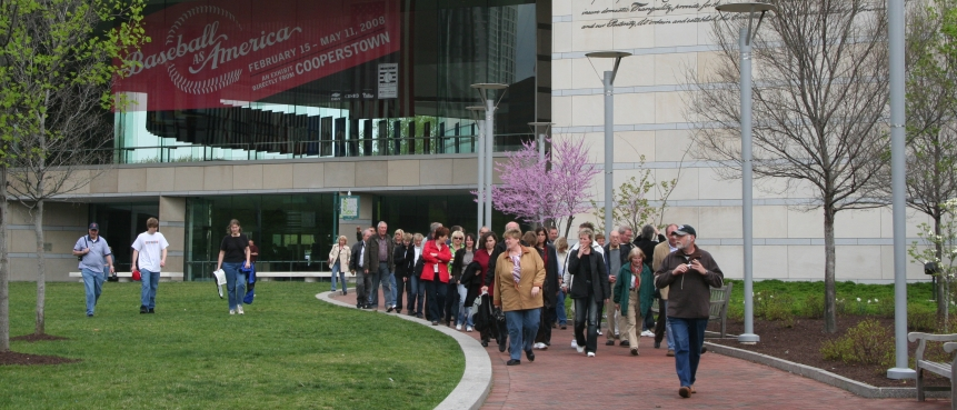 National Constitution Center, The Constitutional Walking Tour, Independence National Historical Park, Group Tours of Historic Philadelphia