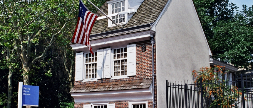 Betsy Ross House, The Constitutional Bus Tour, Independence National Historical Park, Group Tours of Historic Philadelphia