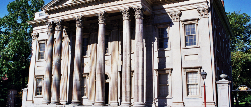 First Bank of the United States, The Constitutional Walking Tour, Independence National Historical Park, Field Trips of Historic Philadelphia