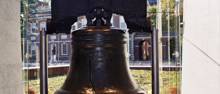 The Liberty Bell, The Constitutional Walking Tour, Independence National Historical Park, Tours of Historic Philadelphia