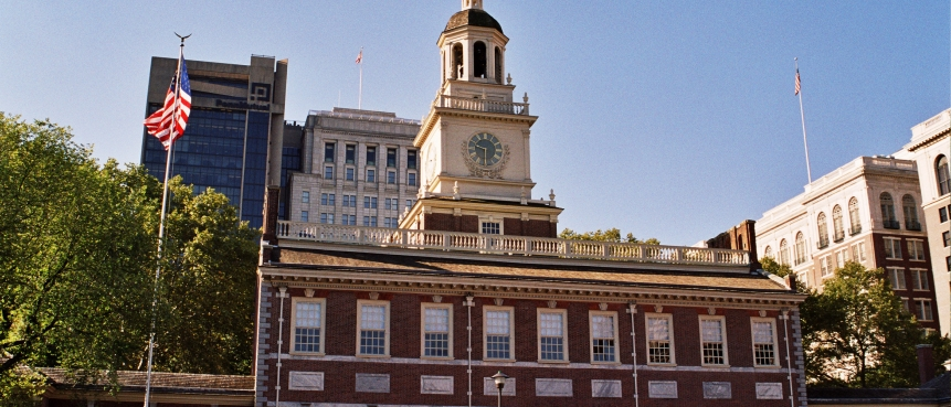 Independence Hall, The Constitutional Walking Tour, Tours of Historic Philadelphia, Constitution of the United States, Constitutional Convention