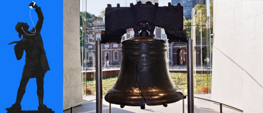Audio Tour, The Constitutional Walking Tour, Independence National Historical Park, Tours of Historic Philadelphia
