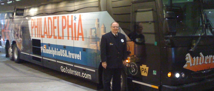 The Constitutional Bus Tour, The Constitutional Walking Tour, Group Tours of Historic Philadelphia