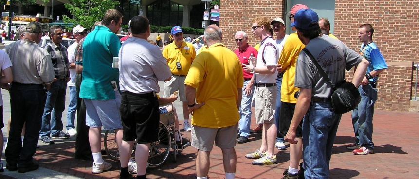 The Constitutional Walking Tour, Independence National Historical Park, Group Tours of Historic Philadelphia