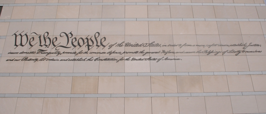 National Constitution Center, Constitution of the United States, The Constitutional Walking Tour
