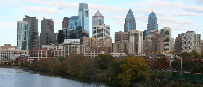 Step On Guide, Philadelphia Skyline, The Constitutional Bus Tour, City Tour